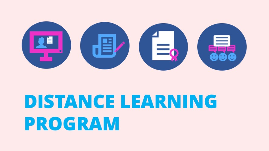 Distance learning eng